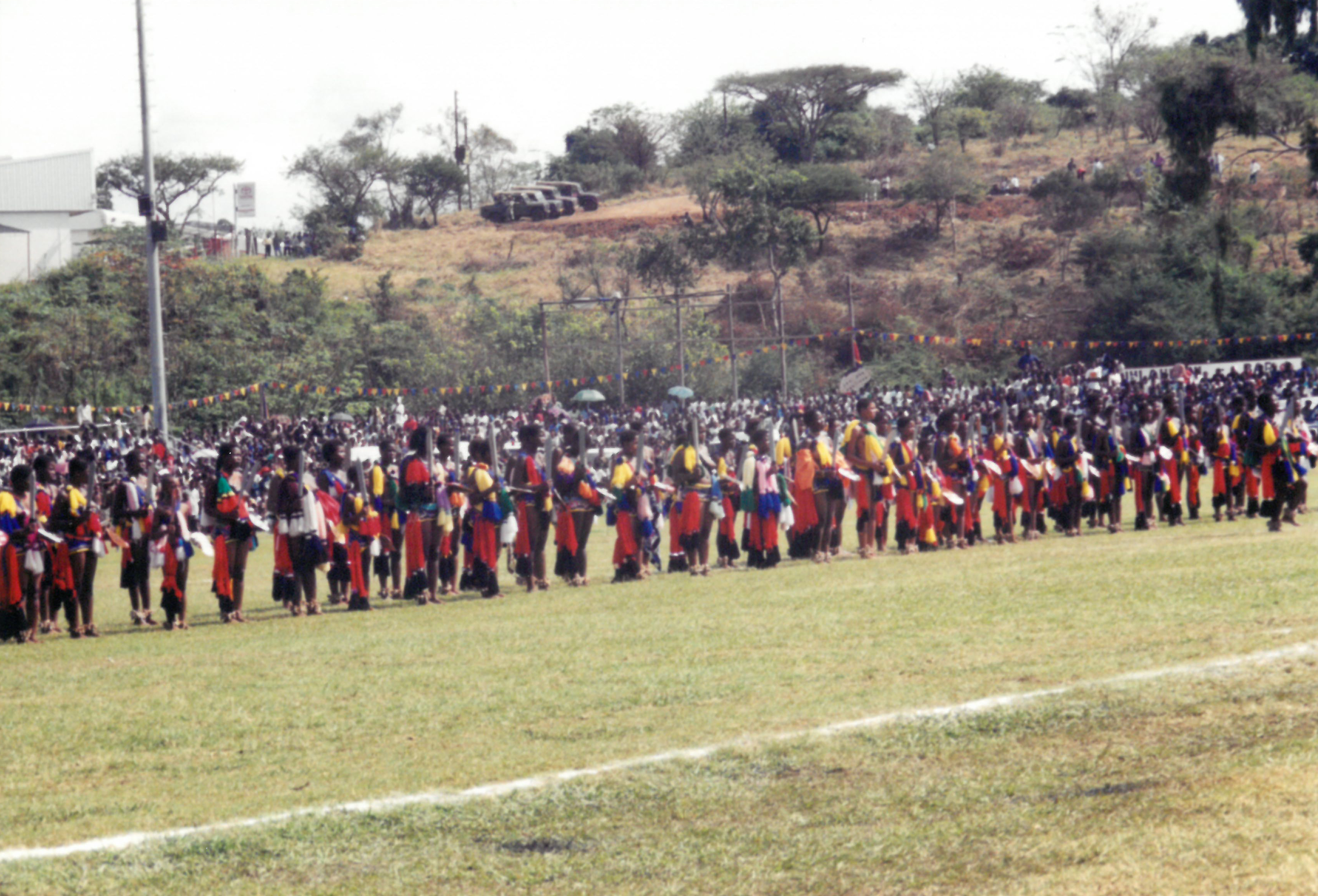 Celebration for 25 years of TWR Swaziland